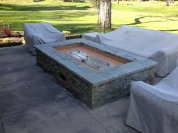 Gas Fire Pit Parts by Homemade Gas Fire Pit Fire Pit Ideas