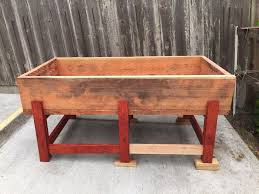 Where To Buy Large Planters by Waist High Planter Box 6 Steps With Pictures