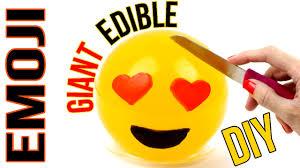 diy giant edible emoji how to make a mountain dew gummy emoji