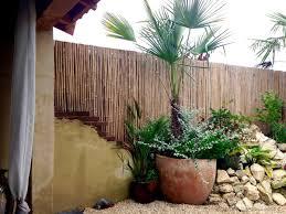 diy bamboo fence roll u2014 home design ideas