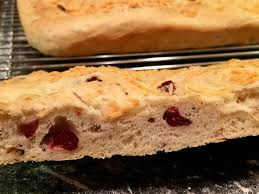 savory thanksgiving focaccia bread cooking with laurie