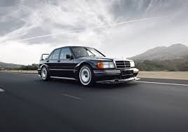 190e 1990 mercedes 1990 mercedes 190e 2 5 16 evolution ii