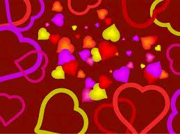 heart design for powerpoint heart mania backgrounds presnetation ppt backgrounds templates