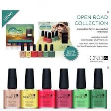71 colors cnd weekly polish vinylux lacquer nail polish gel 15ml