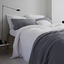 linen bed linen set by the linen works notonthehighstreet com