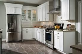 White And Dark Kitchen Cabinets by Interior Design Interesting Aristokraft For Your Kitchen Design