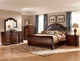 Sleigh Bed Set Dallas Designer Furniture Hillcrest Manor Bedroom Set With