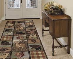 Rustic Cabin Decorating Add Warmth To Your Room With Rustic Rug U2014 Emdca Org