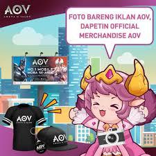 aov menyambut bulan september september garena aov indonesia
