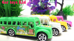 toddler toy car kids youtube wheels on the bus car toys for children car