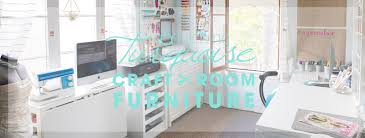 check out jen from something turquoise u0027s new craft room