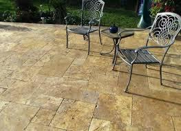 floor stone deck tiles for patio floor design ideas with stone