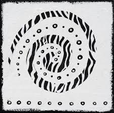 Peinture Noir Et Blanc by En Noir Et Blanc Peinture Style Africain Des Uvres D U0027art Est