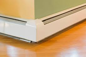 Laminate Flooring Baseboard Baseboard Heaters How To Install A Baseboard Heater