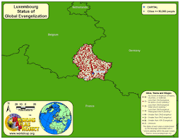 Belgium Language Map Luxembourg Worldmap Org