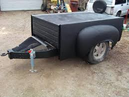 Old Ford Truck Beds - projects truck bed trailers the h a m b