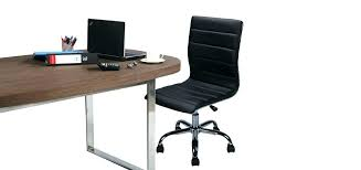 fauteuil de bureau cuir noir chaise de bureau noir fauteuil de bureau ergonomique teknik design