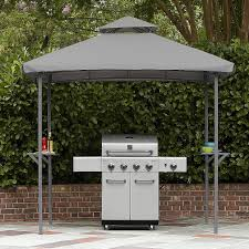 Patio Gazebo Replacement Covers by Replacement Canopy For Garden Oasis 5 X 8 Grill Shelter Garden Winds