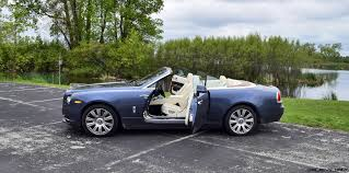 rolls royce sport car 2017 rolls royce dawn first drive review video