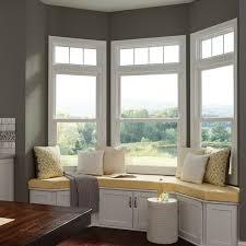 double hung windows vinyl windows product information mi interior view of closed mi 1650 double hung vinyl window