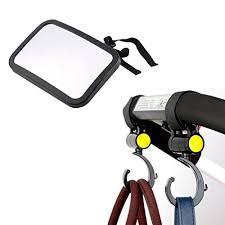 si ge auto b b dos la route miroir route route refltant dans le rtroviseur duune voiture