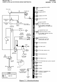cessna 172 wiring schematic cessna wiring diagrams collection