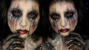 Dark Goddess Halloween Makeup Tutorial Jordan Hanz Alex