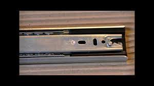 100 kitchen cabinet drawer slides self closing self closing