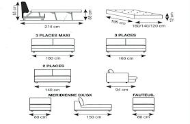 dimensions canap 2 places canapé lit méridienne tissu canapé lit méridienne tissu rapido