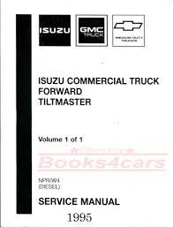 isuzu npr shop service manuals at books4cars com