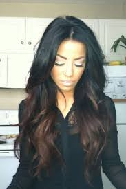 ombre hair for black hair 2016 hottest long black hairstyles 2016