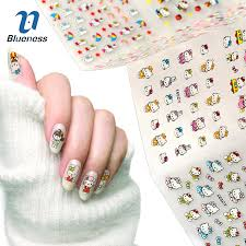 online buy wholesale hello kitty 3d nail decals from china hello