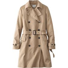 your trench coat dry cleaned thelocco