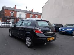 vauxhall astra sxi hatchback 5dr petrol manual bargain in