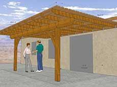Patio Roof Designs Plans Patio Cover Plans Woodsshop
