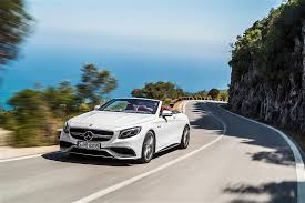 2016 mercedes benz s class cabriolet now available at slightly