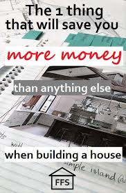can i build my own house how much money should i save before building a house house