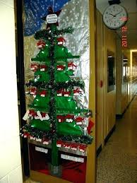 Office Door Christmas Decorations Office Door Decorating Contest