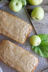 lovely little kitchen glazed apple cinnamon oatmeal bread from lovely little kitchen