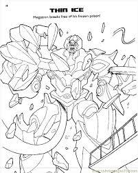 megatron coloring pages tranformers 23 coloring page free transformers coloring pages