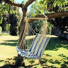 hanging garden seats garden swinging seat luxury cotton hanging