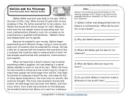 3rd grade reading comprehension questions third grade comprehension worksheets and printables