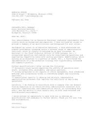 cover letter personal assistant personal assistant cover letter