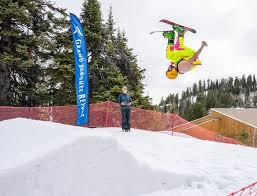 tipsy elves powder blaster ski suit blister gear review skis