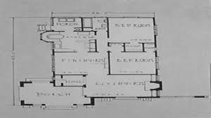house spanish bungalow house plans