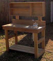 Outdoor Sink Ideas Pin By Ashley Badeaux On Garden Sheds Pinterest Gardens