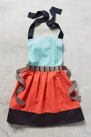 couture tablier cuisine tablier pour enfant cuisine couture anthropologie