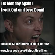 Google Meme Creator - supernatural trm cant wait photo not mine copied of google and