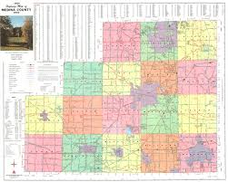 Ohio City Map Medina County Engineer