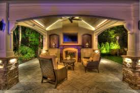 Backyard Bar And Grill West Springfield by A Magical Backyard Transformation In Smithtown Ny Using Unilock U0027s